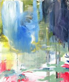 CLOUDS, 130cm x110 cm Arcyl on Canvas