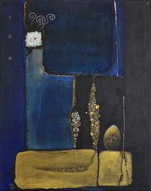 Le Sacre Bleu         50 x 40 cm 3D