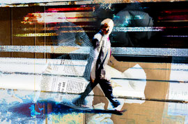 Urban walker ©C.Vérani 2017