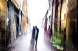 Vieil homme dans la vieille ville ©C. Vérani 2017