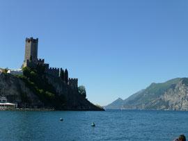 Malcesine Lake Garda