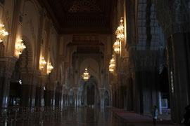 Weiße Moschee in Casablanca