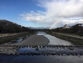 京都のバッグメーカー 革や帆布製のかばん・小物 京都 鴨川