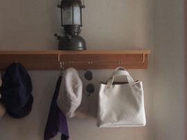 京都のバッグメーカー 革や帆布製のかばん・小物 キャンバスバッグ トートバッグ