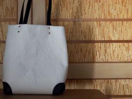 京都のバッグメーカー 革や帆布製のかばん・小物 キャンバスバッグ トートバッグ(ネイビー)