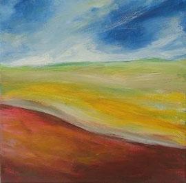 Landscape, Acryl, 30x30, 2011