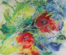 Blumenstrauß | 100 x 140 cm