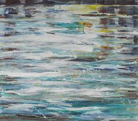 Würm Winter 1 | 140 x 160 cm