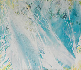 Eis Splitter | 140 x 160 cm
