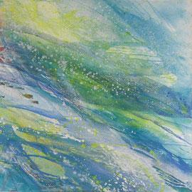 Würm Frühling | 150 x 150 cm