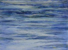 Wasser | 120 x 160 cm