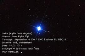 Sirius (Alpha Canis Majoris)