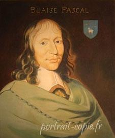 peinture reproduction portrait à l huile