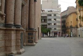 район Кармен Валенсия Испания наши дни