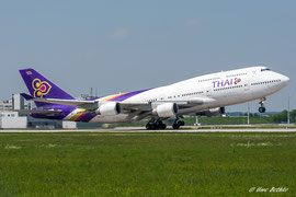 Boeing 747-400 - Thai Airways