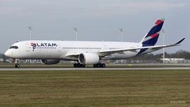 Airbus A350-900 - LATAM