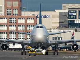 Boeing 747-400 - Lufthansa
