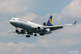 McDonnell-Douglas MD-11F (Cargo) - Lufthansa Cargo