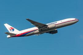 Boeing 777-200 - Malysia Airways