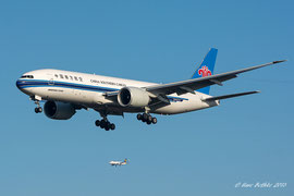 Boeing 777-200F (Cargo) - China Southern Cargo