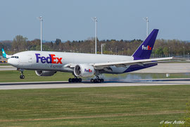 Boeing 777-200F - FedEx