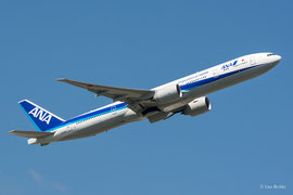 Boeing 777-300 - All Nippon Airways (ANA)
