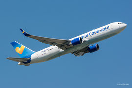 Boeing 767-200 - Thomas Cook