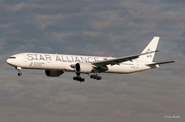 Boeing 777-300 - Singapore Airlines (Star Alliance)