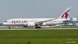 Boeing 787-800 Dreamliner - Qatar Airways