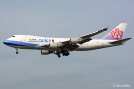 Boeing 747-400F - China Airlines Cargo