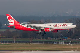 Airbus A330-200 - Air Berlin