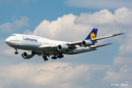 Boeing 747-8i - Lufthansa