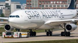Airbus A340-300 - Lufthansa (Star Alliance)