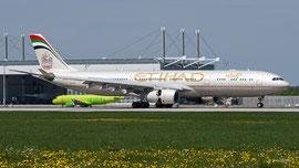 Airbus A330-300 - Etihad