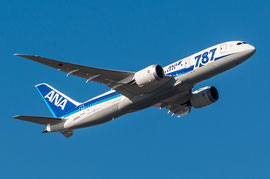 Boeing 787-800 Dreamliner - All Nippon Airways (ANA)