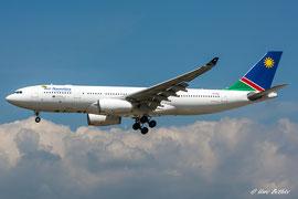 Airbus A330-200 - Air Namibia