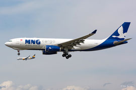 Airbus A330-200F (Cargo) - MNG Airlines Cargo
