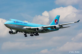 Boeing 747-400F - Korean Air Cargo