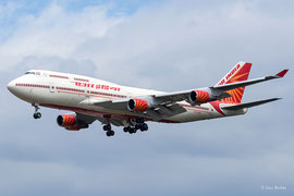 Boeing 747-400 - Air India (Air India One)