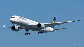 Airbus A350-900 - Lufthansa