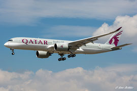 Airbus A350-900 - Qatar Airways