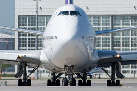 Boeing 747-400 - Thai Airways
