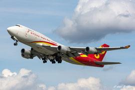 Boeing 747-400F (Cargo) - Yangtze River Express