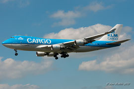Boeing 747-400ERF (Cargo) - KLM Cargo