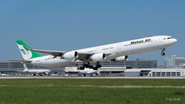 Airbus A340-600 - Mahan Air