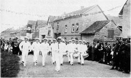 Bundesschützenfest 1936 in Bürvenich