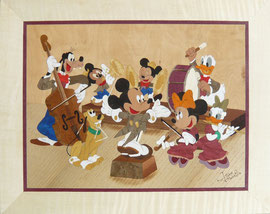 Orchestre à Mickey (380/305)