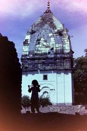 Indien, Urlaub 1979