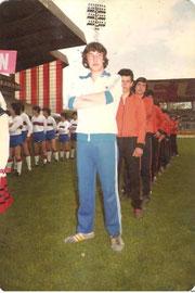 """CID Juvenil 1978-1979 T.Barrios en el """"Molinón"""""""