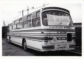 """Autocar de Fano """"Viaje a Madrid"""""""